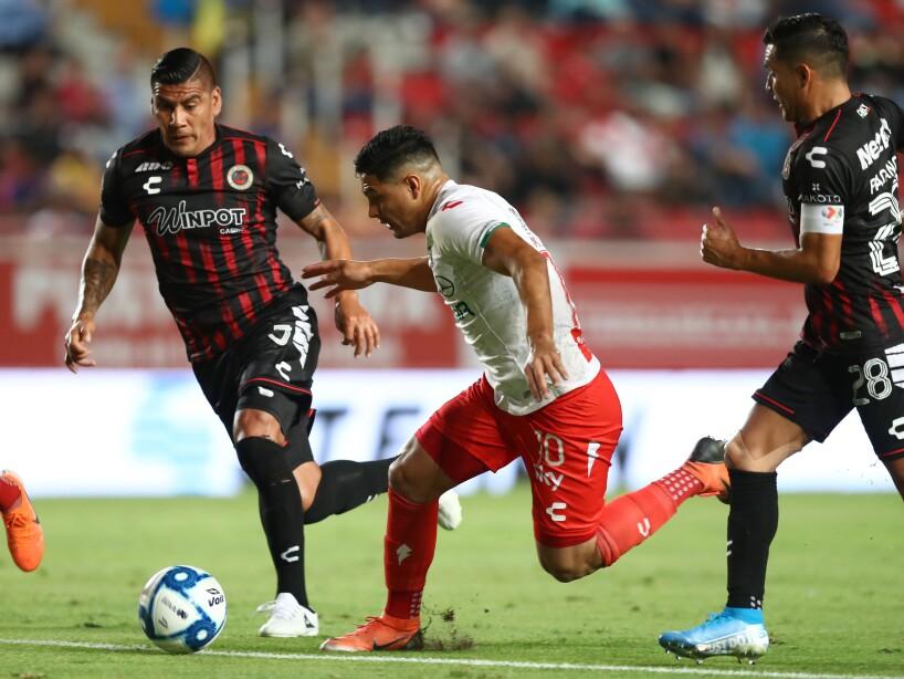 Necaxa v Veracruz - Torneo Apertura 2019 Liga MX