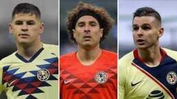 Ochoa, Benedetti y Sánchez reportan con América tras vencer al COVID-19