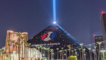 El eSports Arena de Las Vegas es el recinto por excelencia para ver jugar a los mejores del mundo.
