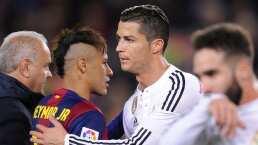 Los buenos deseos de Cristiano para Neymar