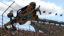 Simón Pagenaud le quitó la victoria a Lando Norris en la IndyCar virtual