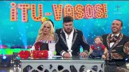 Los Tu-vasos: Yuri confunde 'Cuéntamelo ya!... Al fin' con 'Sabadazo' y más errores de los famosos