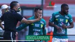 En León revelan 'encontronazo' con Ambriz por calificarlo defensivo