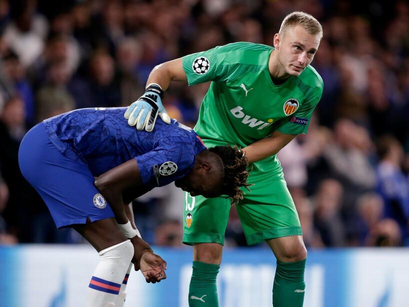 Chelsea v Valencia - UEFA Champions League