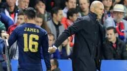 James Rodríguez da un paso para salir del Madrid
