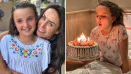 Inés Gómez Mont celebra los 10 años de su hija mayor