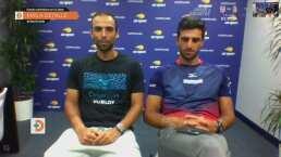 Exclusiva con la pareja colombiana ganadora del US Open