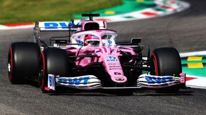 'Checo' Pérez arrancará en la cuarta posición en el GP de Italia | Hamilton, Bottas y Sainz saldrán en las primeras tres posiciones en el Autódromo Nacional de Monza.