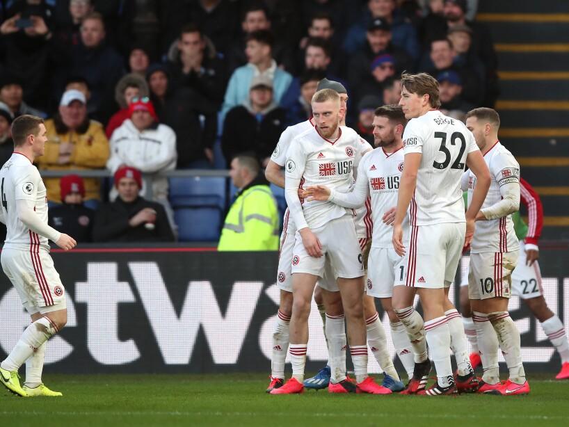 Crystal Palace v Sheffield United - Premier League