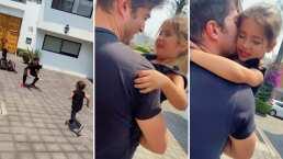 Michelle Renaud comparte adorable video de su hijo con Danilo Carrera y fans ruegan para que regresen