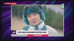 BTS sigue sumando éxitos con 'Dynamite' a seis meses de su estreno