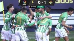 Los mexicanos coinciden en la cancha y el Betis huele a Europa League