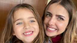 Michelle Ranaud confiesa que quiso llorar luego de llevar a su hijo Marcelo a su primera pijamada