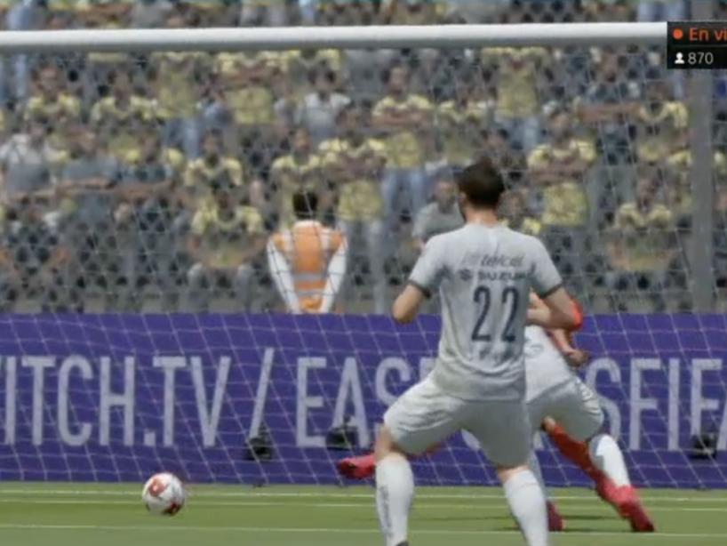 Pumas vs América, eLiga MX, 15.png