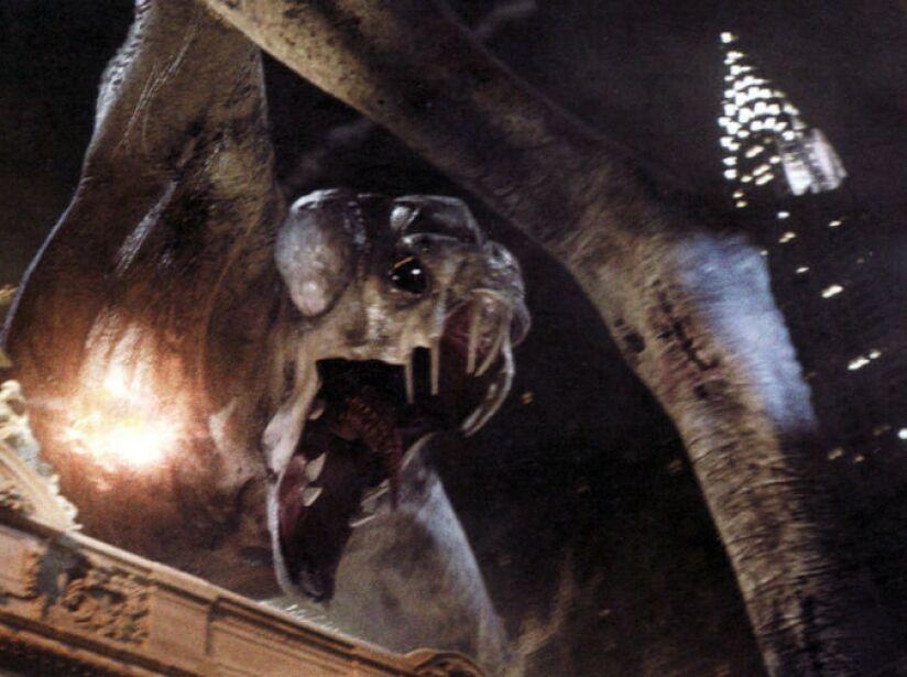El monstruo de Cloverfield llegó al cine en 2008, gracias a la cinta producida por J.J. Abrams.