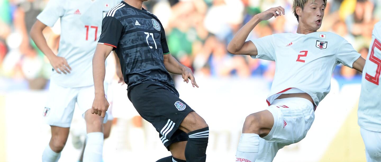 La selección dirigida por Jaime Lozano continua con su preparación rumbo a los Juegos Olímpicos.