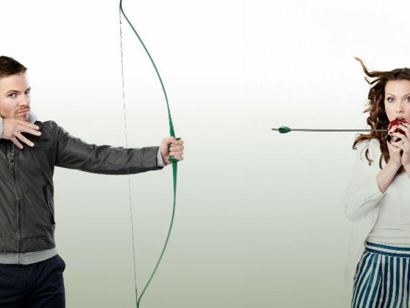 En enero de 2012, se anunció que había sido contratado para interpretar a Oliver Queen (Arrow).