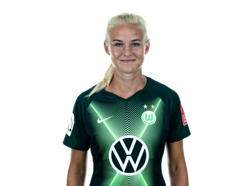 VfL Wolfsburg Women's Team Presentation