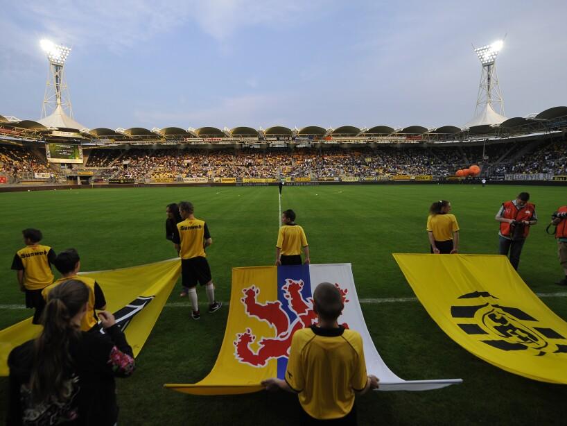Roda JC Kerkrade v NAC Breda
