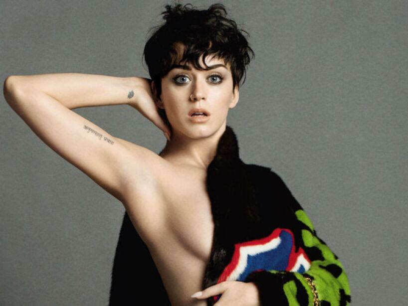 1. Katy Perry: En 2010 habló sobre su deseo de ser una cantante exitosa y para lograrlo vendió su alma al Diablo.