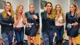Lucero e Itatí Cantoral se viralizan al revivir a María Paula y Soraya Montenegro