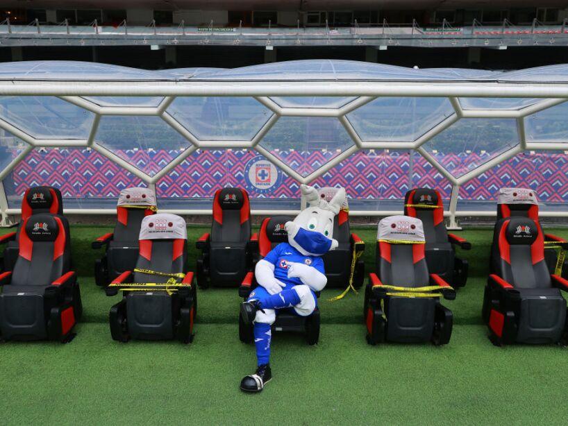 Cruz Azul v Pachuca - Torneo Guard1anes 2020 Liga MX