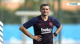 """Ernesto Valverde: """"Griezmann jugará si cumple con las expectativas"""""""