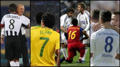 Los nombres o apellidos de futbolistas que causarán revuelo para todos el mundo futbolístico.