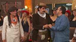 El 'Borrego' Nava encuentra a su 'otro yo' en La Cantina del Tunco