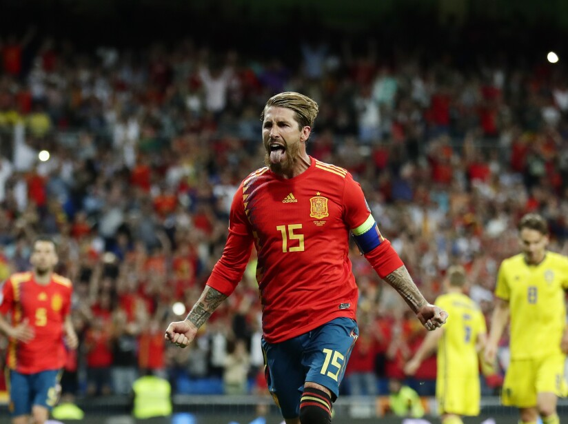 Spain Sweden Euro 2020 Soccer