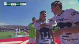 ¡Debut soñado para Marco García! Entra de cambio y anota el 2-0