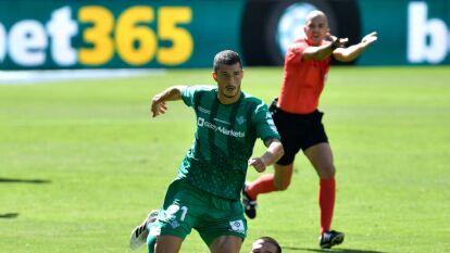En la J34 de La Liga, Betis y el Celta igualaron a un gol | Guardado llegó a su centenar de partidos jugados con Real Betis; Diego Lainez no tuvo actividad.