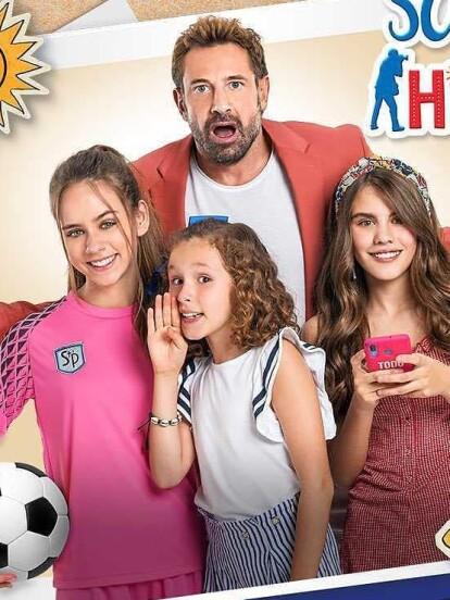 En 'Soltero con hijas', la nueva telenovela de Juan Osorio, Gabriel Soto da vida a 'Nico', un soltero que teme al compromiso que tras la muerte de su hermana debe cuidar a sus sobrinas. Conoce a las actrices que darán vida a estas jóvenes.