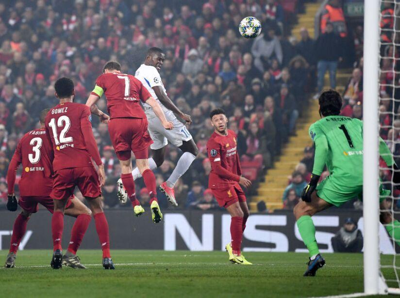Liverpool FC v KRC Genk: Group E - UEFA Champions League