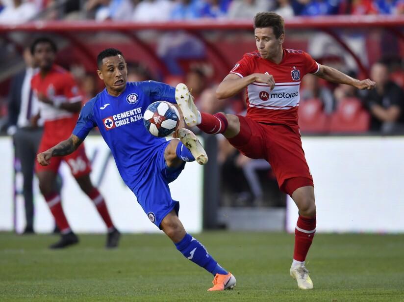 Cruz Azul v Chicago Fire: Quarterfinal - 2019 Leagues Cup