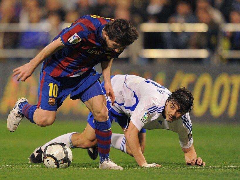 Real Zaragoza v Barcelona - La Liga