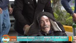 """Todo acerca del estado de salud de Manuel """"El Loco"""" Valdés"""