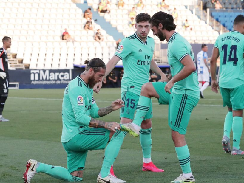 CD Leganes v Real Madrid CF - La Liga