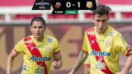 Resumen | Atlético Morelia gana sobre la hora 0-1 a Alebrijes