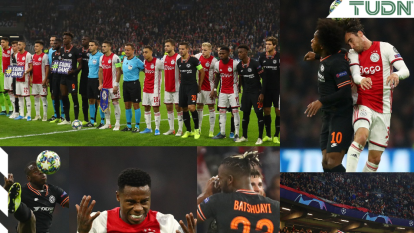 Chelsea se impone ante el Ajax uno a cero y suma tres puntos por victoria.