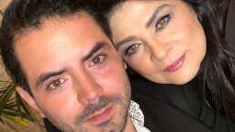 José Eduardo Derbez, por fin, se reúne con su mamá Victoria Ruffo