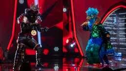 Máscara vs Máscara: Pantera y Quetzal combaten al ritmo del reggaetón y salsa con 'Vente Pa' Ca'