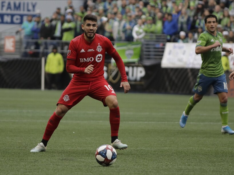 MLS Cup Toronto FC Sounders Soccer