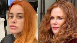 Candela Márquez se sometió a radical cambio de look ¡y terminó con el cabello quemado!