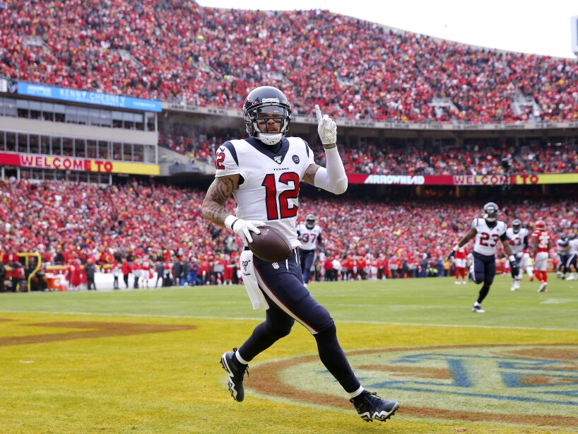 Divisional Round - Houston Texans v Kansas City Chiefs