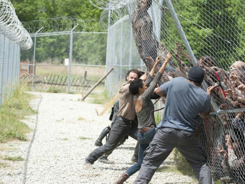 ¿Y si The Walking Dead fuera realidad? ¿Sobrevivirías o pasarías a formar parte de los muertos vivientes? ¡Sigue leyendo!