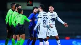 Sigue la polémica por el penalti en el Pumas vs. Cruz Azul