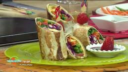 Cocina Burritos Multicolor