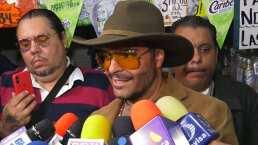 Pablo Montero confiesa si sería padrino de boda de Gabriel Soto e Irina Baeva