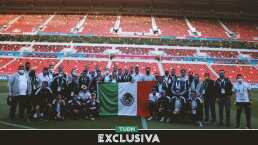 """Inge. Rodríguez: """"Tampoco somos la Selección Mexicana"""""""